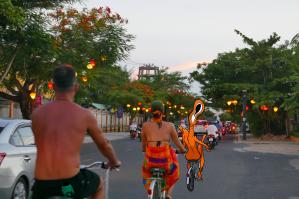 Monty Cycling