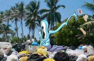 Trash Monty